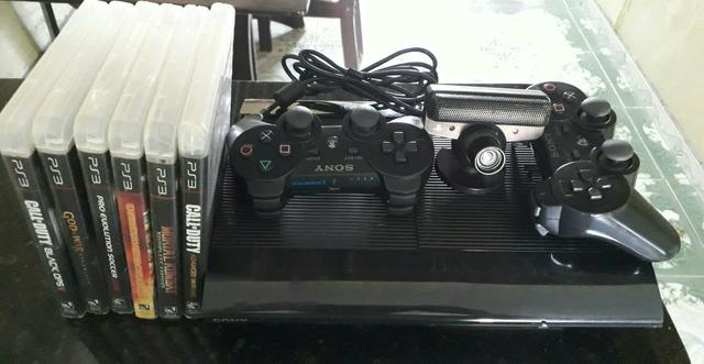 Ps3 super slim completo