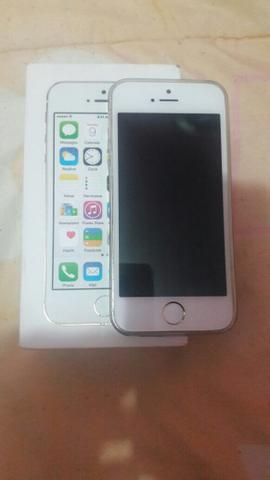 Iphone 5s golde anatel