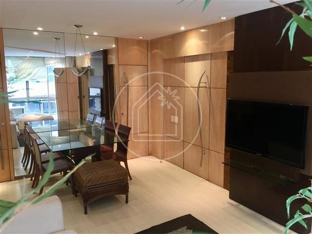 Apartamento à venda com 2 dormitórios em Lagoa, Rio de janeiro cod:812941 - Foto 2