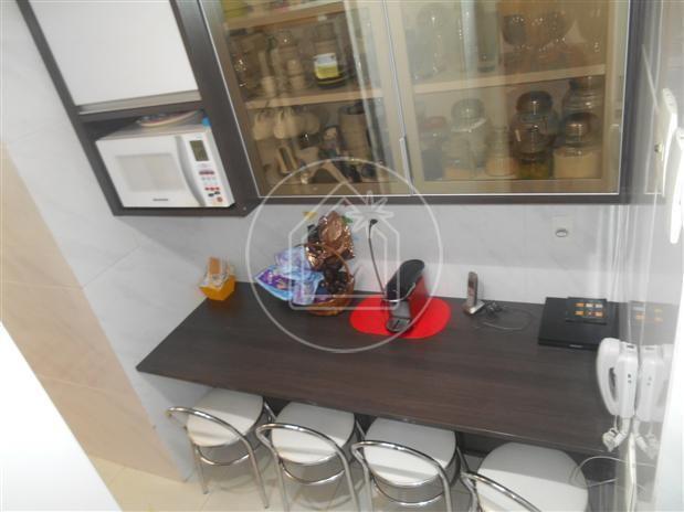 Apartamento à venda com 2 dormitórios em Botafogo, Rio de janeiro cod:822926 - Foto 11