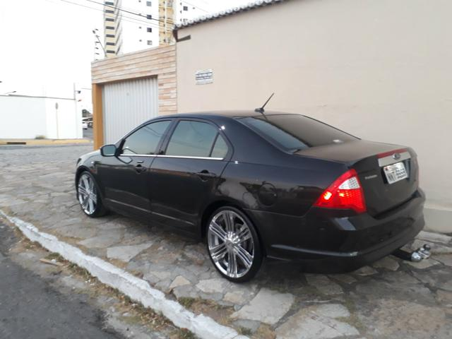 Ford fusion (MOSSORÓ)