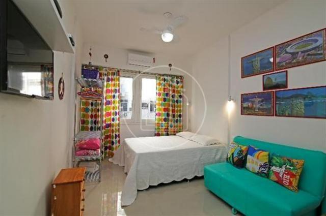 Apartamento à venda com 1 dormitórios em Copacabana, Rio de janeiro cod:832664 - Foto 8