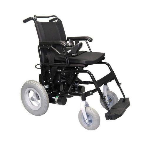 Cadeira De Rodas Freedom Motorizada Compact Roda Traseira 13