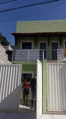 Casa com 2 dormitórios à venda, 50 m² por R$ 130.000 - Paraíso - São Gonçalo/RJ