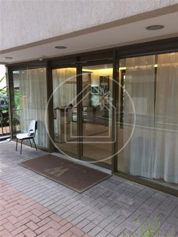 Apartamento à venda com 2 dormitórios em São conrado, Rio de janeiro cod:828606 - Foto 12