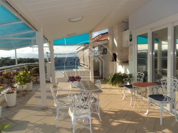 Apartamento à venda com 4 dormitórios em Jardim guanabara, Rio de janeiro cod:827485