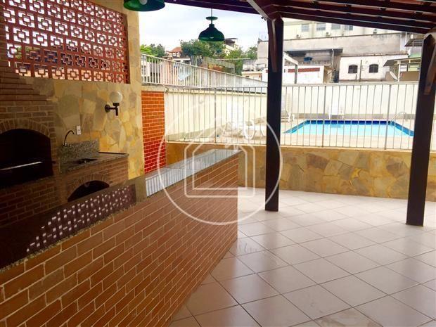 Apartamento à venda com 2 dormitórios em Cachambi, Rio de janeiro cod:800273 - Foto 18