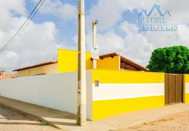Casa Padrão em Cajupiranga - São 2 quartos sendo 1 Suíte, Taxas de Transferência Inclusa