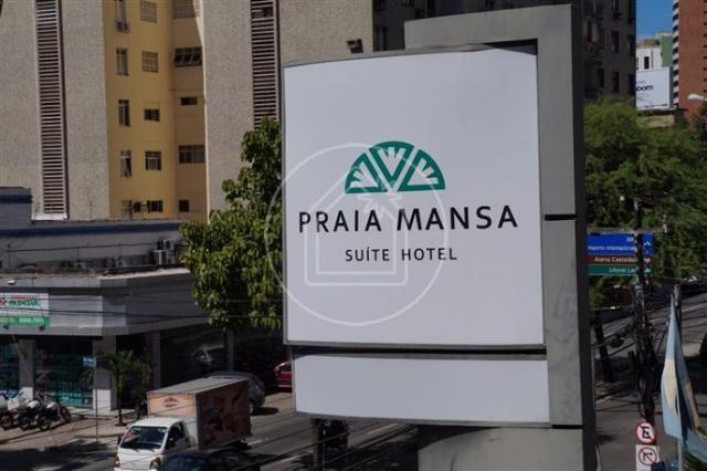 Loft à venda com 1 dormitórios em Meireles, Fortaleza cod:818316 - Foto 11