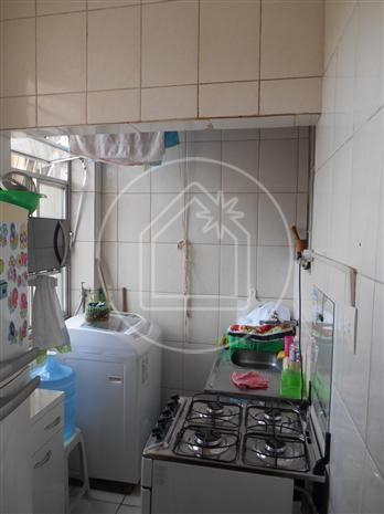 Apartamento à venda com 1 dormitórios em Rio comprido, Rio de janeiro cod:791824 - Foto 9
