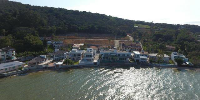 Terreno 458 m² com Vista para o Mar na Ponta de Baixo - São José - Foto 3