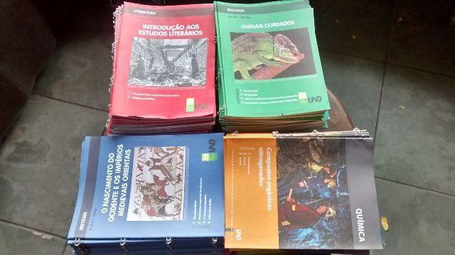 Coleção Completa UNO educacional