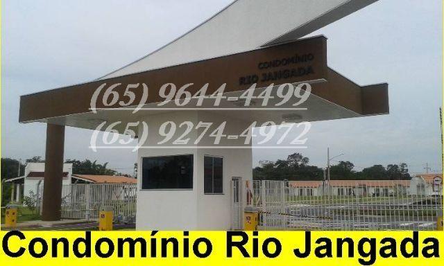Casa com 3 dormitórios no Condomínio Rio Jangada
