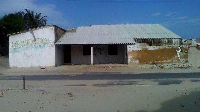 Casa na beira da praia , no Piauí , Luís Correia