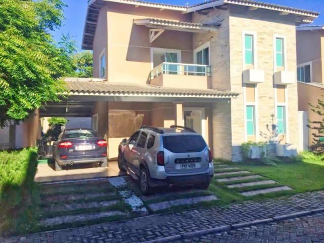 Linda casa Duplex (4 suítes) - Eusébio