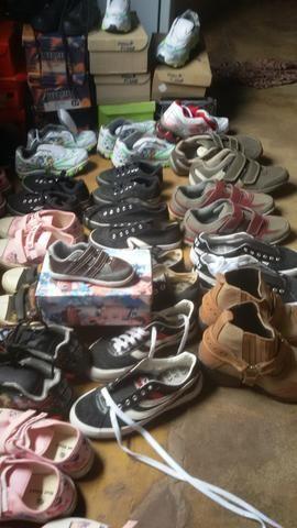 Basar sapatos nao usados