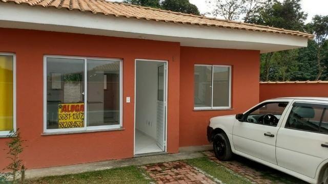 Casa Térrea - Condomínio Fechado (Sta Cruz da Serra) - Financiamento Bancário - Foto 2