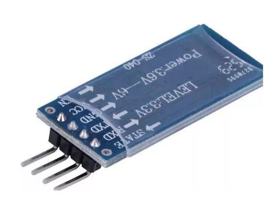 COD-AM68 Módulo Trasceiver Bluetooth Rs232/ttl Arduino Pic Avr Hc06 - Foto 2
