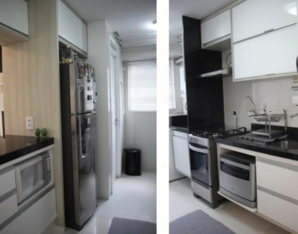 Fioreto Home Club, apartamento com 2 quartos no Guararapes - Foto 2