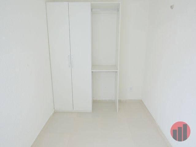 Kitnet com 2 dormitórios para alugar, 40 m² por R$ 975,00/mês - Varjota - Fortaleza/CE - Foto 3