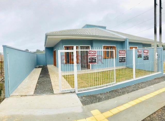 Casa nova com 2 dormitórios e ótimo pátio para lazer! - Foto 6