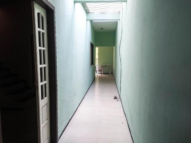 CA1759 Casa duplex com 3 quartos, 2 vagas, 240m² de área construída, Bairro Siqueira - Foto 2