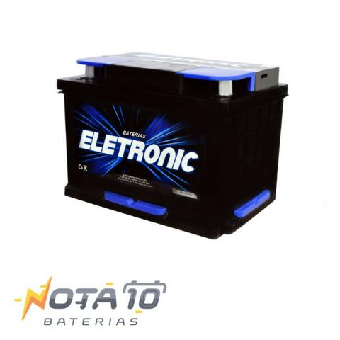 Bateria 60ah Eletronic nova