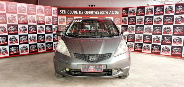 Honda fit 1.4 lxl 2009 mec completo - Foto 2