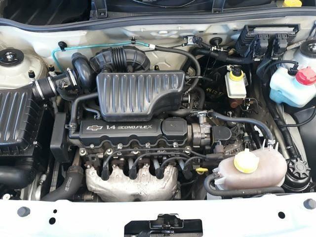 Chevrolet agile 2011/2011 1.4 mpfi ltz 8v flex 4p manual - Foto 4