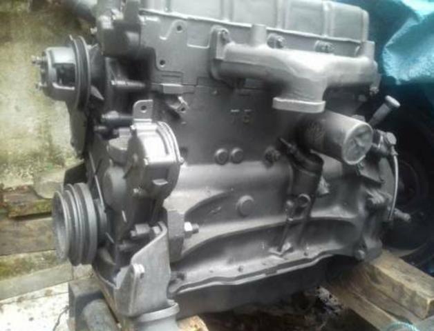 Motor Diesel 4 Cc Trator Ford 4600 5600 6600 F4000 , - Foto 3
