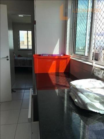 Apartamento residencial à venda, edson queiroz, fortaleza. - Foto 18