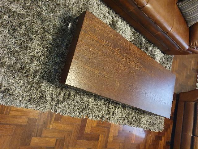 Mesa de centro em madeira - Foto 4