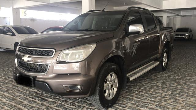Chevrolet S10 2.8 4x4 Diesel LT 2015- Muito nova!! - Foto 3