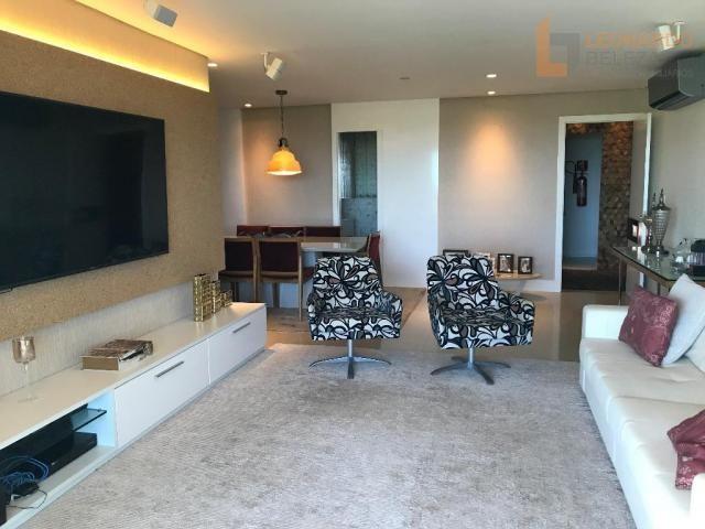 Apartamento residencial à venda, edson queiroz, fortaleza. - Foto 5