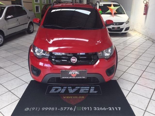 Fiat Mobi Way 1.0 Flex 2016/2017 Completo