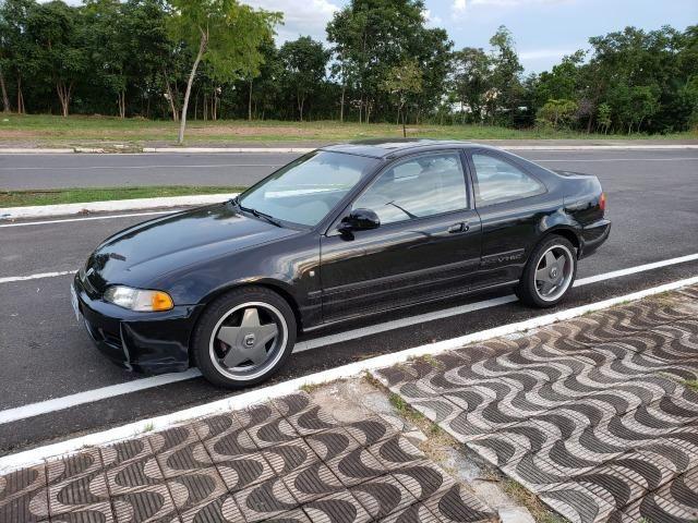Honda Civic EXS Coupe 1.6 16v 125cv VTEC - Foto 2