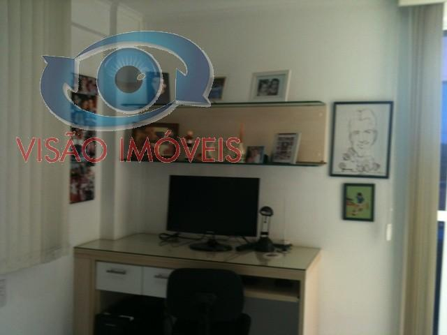 Apartamento à venda com 5 dormitórios em Jardim camburi, Vitória cod:614 - Foto 8