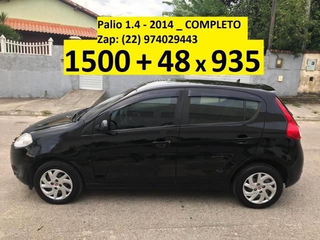 FIAT PALIO ATTRA /ITALIA 1 4 EVO F FLEX 8V 5P 2014 - 595411200 | OLX