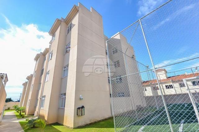 Apartamento à venda com 2 dormitórios em Sítio cercado, Curitiba cod:151983 - Foto 2