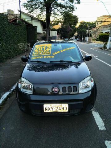 Fiat uno way 2012 básica 1.0 mi flex 8v 4p manual - Foto 3