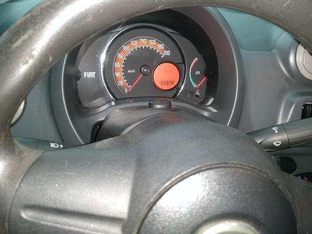 Fiat uno way 2012 básica 1.0 mi flex 8v 4p manual - Foto 8