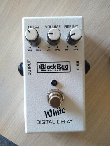 Pedal de Delay - Black Bug