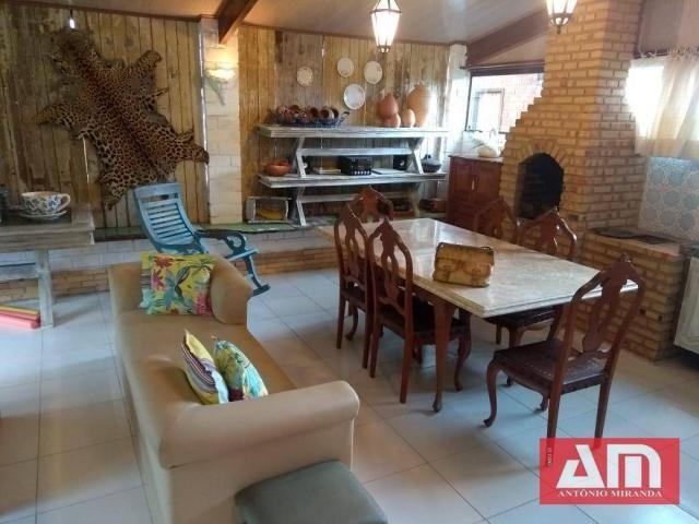 Casa com dois pavimentos, 273 m² em um excelente Condomínio. - Foto 11