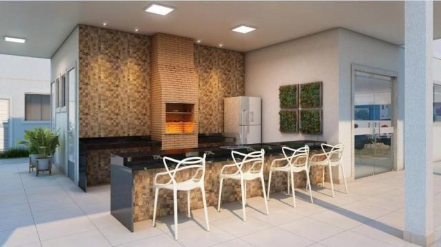 Residencial Amplitude Aptos 38,80 a 48,36m3 1 e 2 Dorms,Sala,Cozinha,Banheiro,com opção de - Foto 15