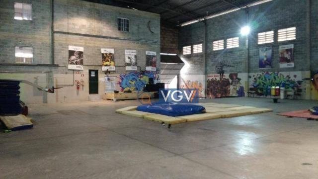 Galpão para alugar, 749 m² por R$ 8.500,00/mês - Chácara do Solar I (Fazendinha) - Santana - Foto 10
