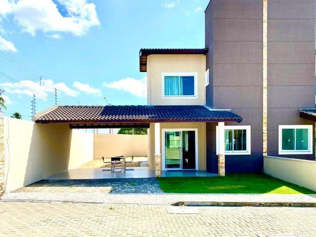 Casa Duplex com 3 Quartos em Condomínio Fechado no Eusébio - Foto 2