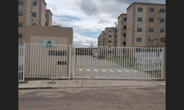 Alugo apartamento 2/4 - Bairro novo - Camaçari - Foto 2