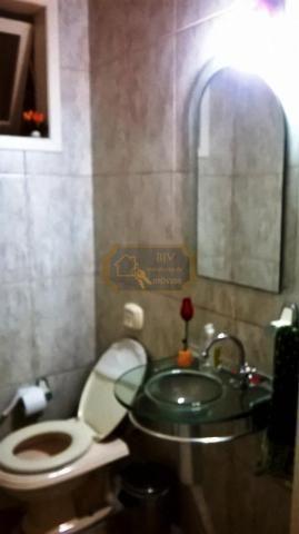 Casa à venda com 4 dormitórios em Rosa do mar, Passo de torres cod:60 - Foto 5