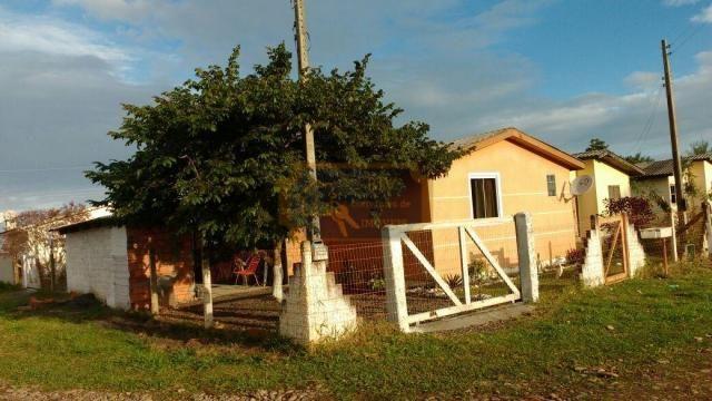 Casa à venda com 3 dormitórios em Caravelle, Passo de torres cod:010