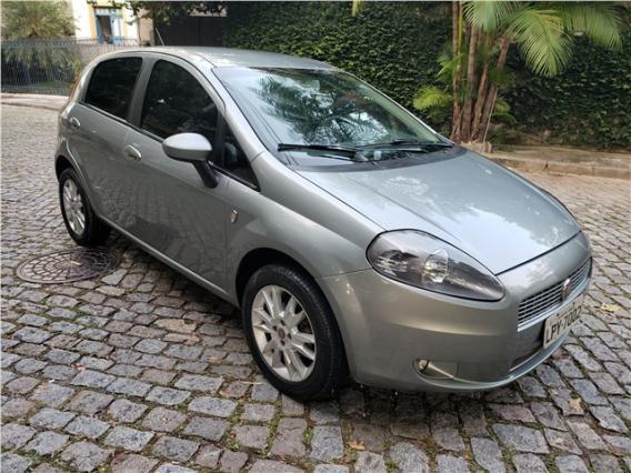 Fiat Punto 1.4 attractive italia 8v flex 4p manual - Foto 2